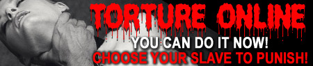 Torture Online - Choose your slave to punish